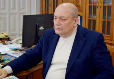 Депутаты зарегистрировали проект об отставке мэра Южноукраинска Виктора Пароконного (документ)