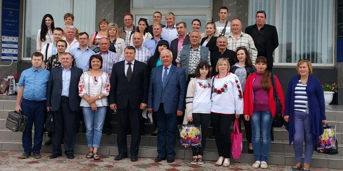 Специалисты Южно-Украинского энергокомплекса приняли участие в семинаре-совещании, посвященном Дню Южного Буга Подробнее читайте на Юж-Ньюз: http://xn----ktbex9eie.com.ua/archives/7131