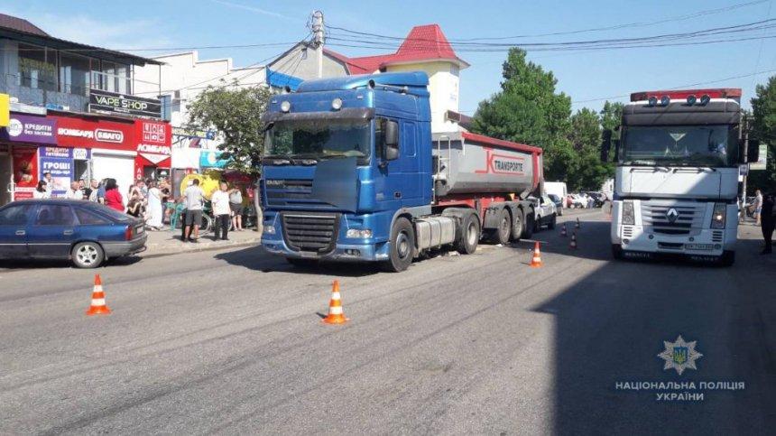 В Вознесенске седельный тягач насмерть сбил на пешеходном переходе женщину  Подробнее читайте на Юж-Ньюз: http://xn----ktbex9eie.com.ua/archives/9853