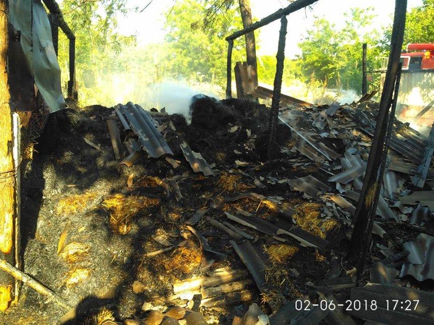 На Николаевщине из-за детских шалостей произошел пожар  Подробнее читайте на Юж-Ньюз: http://xn----ktbex9eie.com.ua/archives/8956