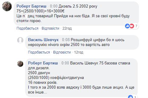Растаможка «евроблях»: сеть возмущена законопроектом и ставками «от Южаниной»  Подробнее читайте на Юж-Ньюз: http://xn----ktbex9eie.com.ua/archives/11011