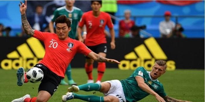 Сборная Германии проиграла Южной Корее и покинет Чемпионат мира по футболу Подробнее читайте на Юж-Ньюз: http://xn----ktbex9eie.com.ua/archives/12280