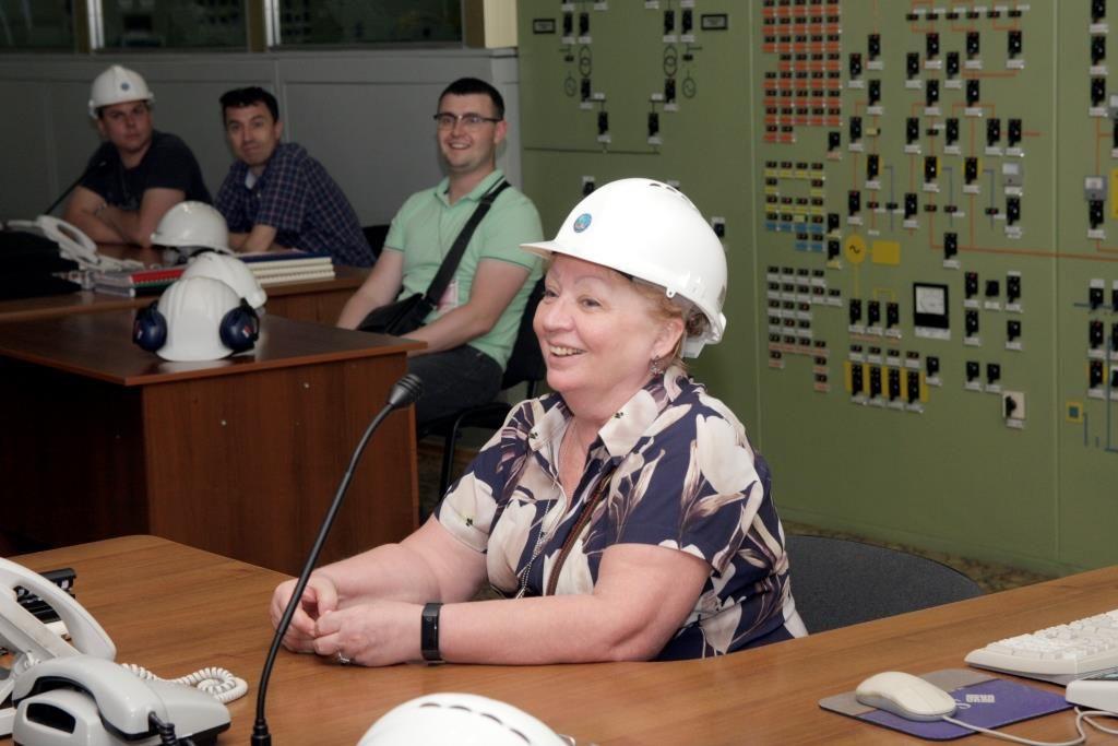 На Южно-Украинской АЭС прошли очередные обзорные курсы для работников структурных подразделений Дирекции Энергоатома  Подробнее читайте на Юж-Ньюз: http://xn----ktbex9eie.com.ua/archives/9265