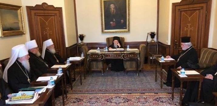 В Стамбуле началась встреча делегации УПЦ со Вселенским патриархом Варфоломеем Подробнее читайте на Юж-Ньюз: http://xn----ktbex9eie.com.ua/archives/11691