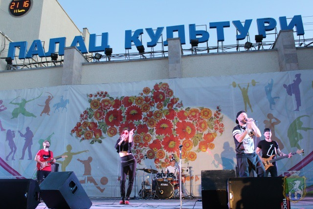 CВЯТКОВИЙ КОНЦЕРТ ДО ДНЯ МОЛОДІ. ФОТО  Подробнее читайте на Юж-Ньюз: http://xn----ktbex9eie.com.ua/archives/11875