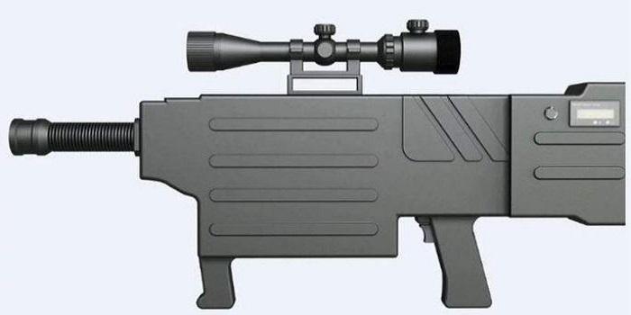 В Китае показали, как стреляет инновационная лазерная винтовка. Видео Подробнее читайте на Юж-Ньюз: http://xn----ktbex9eie.com.ua/archives/14066