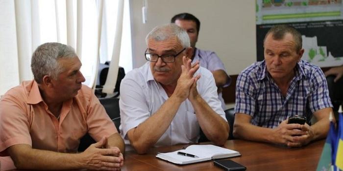 Представители ОП ЮУАЭС обсудили возможность строительства понтонного моста через Южный Буг Подробнее читайте на Юж-Ньюз: http://xn----ktbex9eie.com.ua/archives/15629