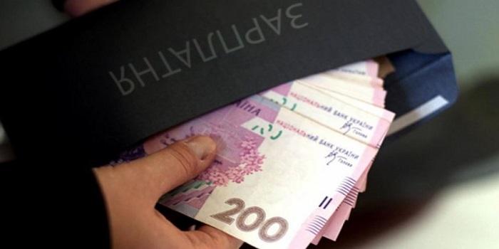 Зарплату в более 10 тысяч гривен получают 27% работающих украинцев, — статистика Подробнее читайте на Юж-Ньюз: http://xn----ktbex9eie.com.ua/archives/18034