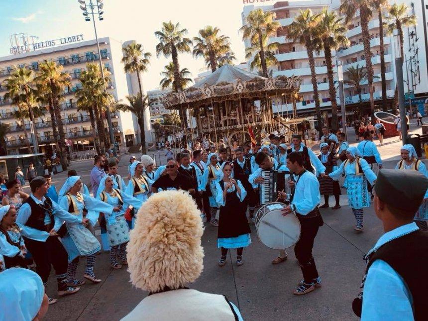 Николаевский ансамбль занял первое место на Международном фестивале фольклора в Испании Подробнее читайте на Юж-Ньюз: http://xn----ktbex9eie.com.ua/archives/18896