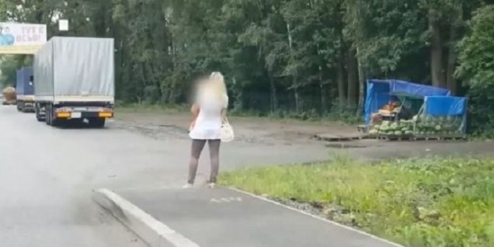 На Львовщине проститутка вышла «на панель» с 2-летней дочкой на руках. ВИДЕО Подробнее читайте на Юж-Ньюз: http://xn----ktbex9eie.com.ua/archives/16307