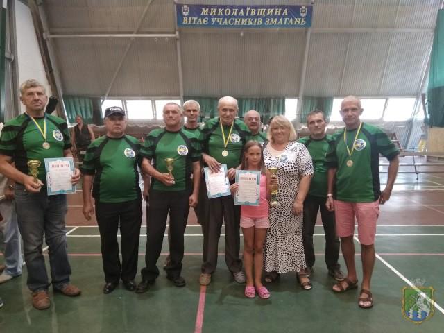 Южноукраинцы приняли участие в областной спартакиаде «СИЛА ДУХА». Результат: 3-е командное место. Фото  Подробнее читайте на Юж-Ньюз: http://xn----ktbex9eie.com.ua/archives/18227