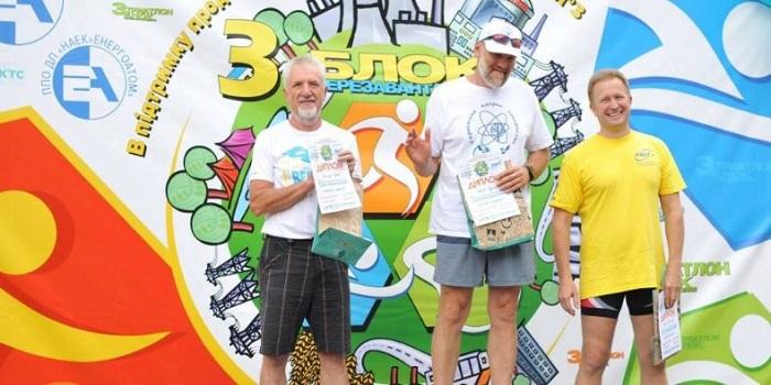 Южно-украинские спортсмены заняли второе место в кросс-триатлоне «3 Блок. Перезагрузка» Подробнее читайте на Юж-Ньюз: http://xn----ktbex9eie.com.ua/archives/18736