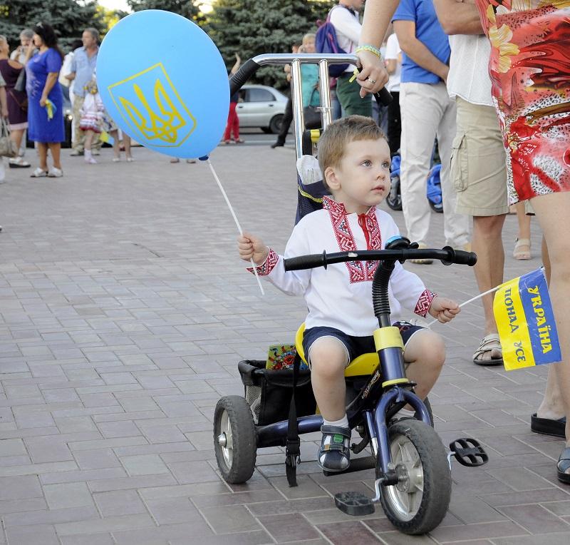 Южноукраинск отметил День Флага и День Независимости. Фото Подробнее читайте на Юж-Ньюз: http://xn----ktbex9eie.com.ua/archives/19211