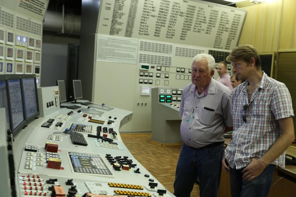 На ЮУАЭС с техническим визитом побывали представители НПП «Радий». ФОТО  Подробнее читайте на Юж-Ньюз: http://xn----ktbex9eie.com.ua/archives/18080