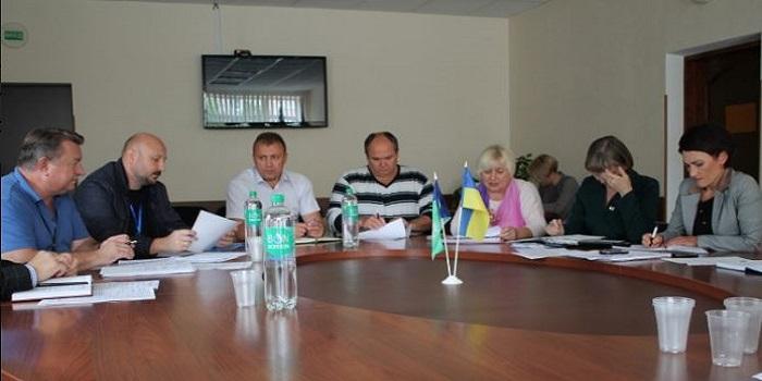 В Южноукраинске совместными усилиями администрации города и атомной станции будут выводить КП ТВКХ из кризиса Подробнее читайте на Юж-Ньюз: http://xn----ktbex9eie.com.ua/archives/21766