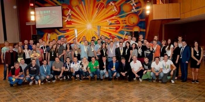 В Южноукраинске прошла 16-я Спартакиада Организации молодежи Атомпрофсоюза Украины Подробнее читайте на Юж-Ньюз: http://xn----ktbex9eie.com.ua/archives/22467