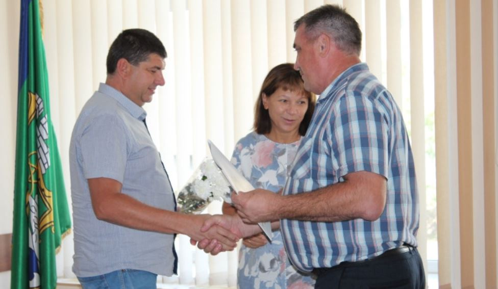 Награждены лучшие бизнесмены Южноукраинска  Подробнее читайте на Юж-Ньюз: http://xn----ktbex9eie.com.ua/archives/20239