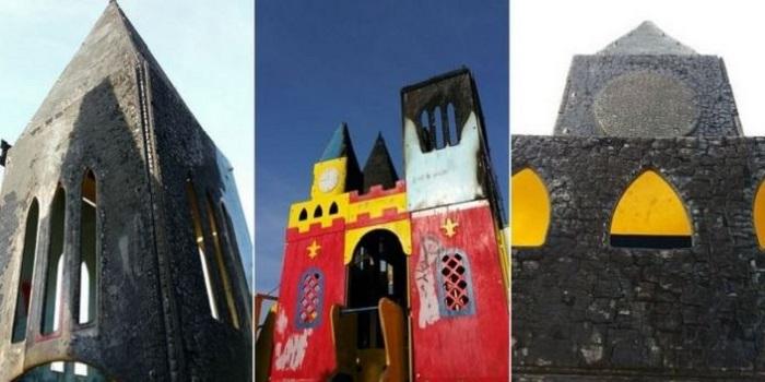 В Южноукраинске вандалы сожгли «Сказочный городок» на Мемориальном комплексе (фото) Подробнее читайте на Юж-Ньюз: http://xn----ktbex9eie.com.ua/archives/20755