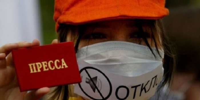 В Украине в 2018 году зафиксировано 170 вопиющих нарушений свободы слова. Николаевская область вторая в антирейтинге. Подробнее читайте на Юж-Ньюз: http://xn----ktbex9eie.com.ua/archives/21833