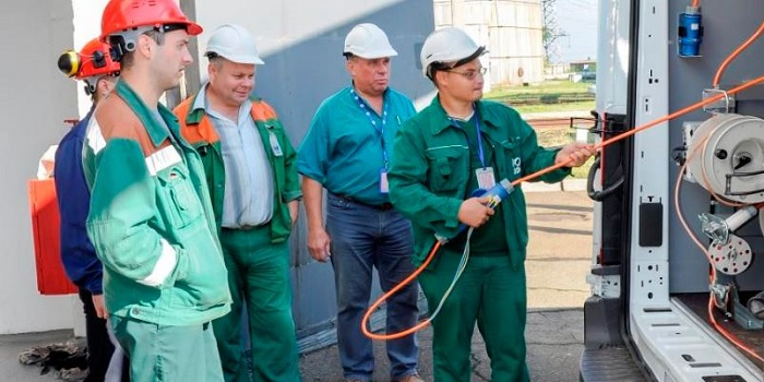 На ЮУАЭС внедряется диагностический комплекс, определяющий состояние кабельных линий Подробнее читайте на Юж-Ньюз: http://xn----ktbex9eie.com.ua/archives/21972