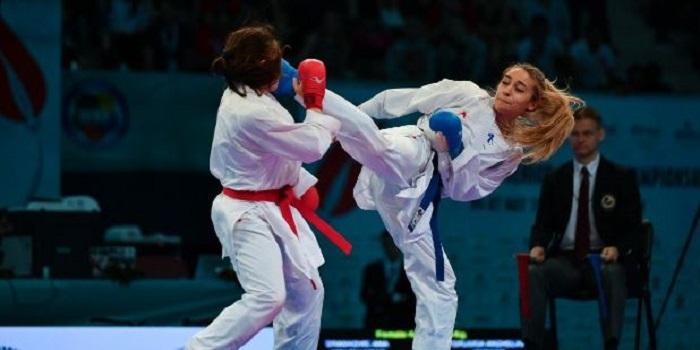Украинка победила на соревновании по карате в Берлине Подробнее читайте на Юж-Ньюз: http://xn----ktbex9eie.com.ua/archives/22436