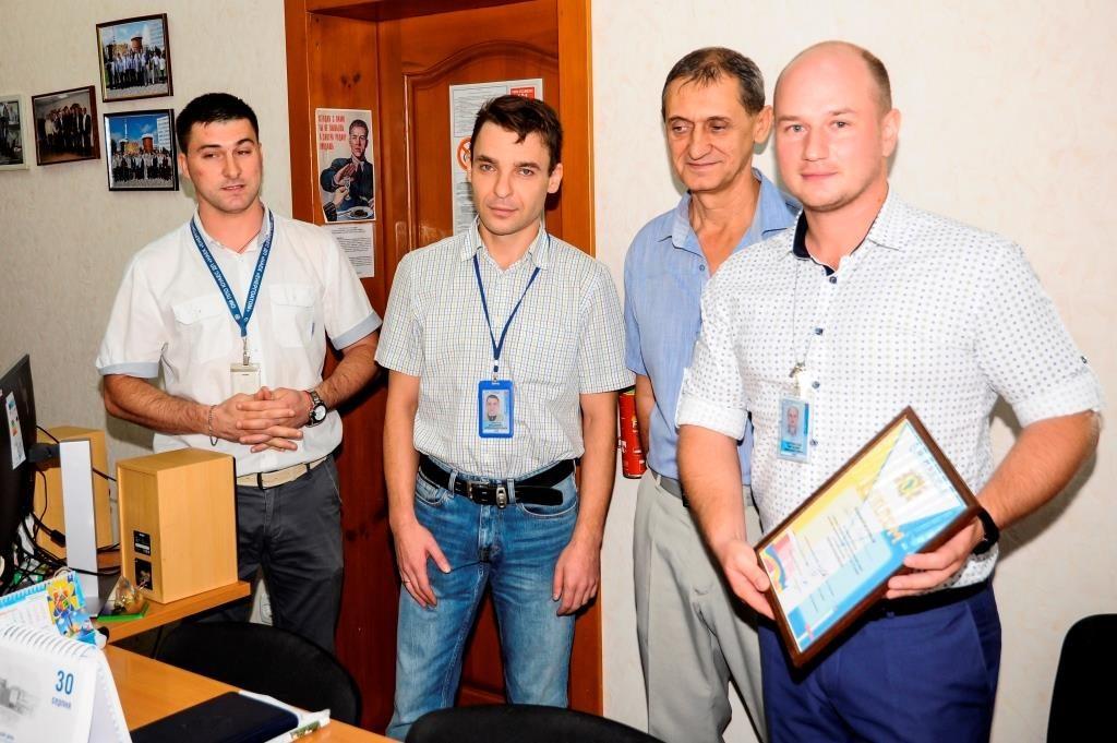 На ЮУАЭС определили лучших молодых специалистов: электросварщика, машиниста-обходчика, дозиметриста и слесаря АВР  Подробнее читайте на Юж-Ньюз: http://xn----ktbex9eie.com.ua/archives/20518