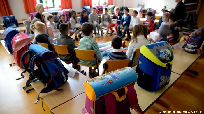 5 фактов об учителях в Германии. Deutsche Welle  Подробнее читайте на Юж-Ньюз: http://xn----ktbex9eie.com.ua/archives/24745