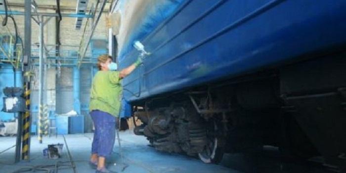 Замість викорінення корупції в «Укрзалізниці» вирішили перефарбувати вагони, – «Наш край» Подробнее читайте на Юж-Ньюз: http://xn----ktbex9eie.com.ua/archives/27513