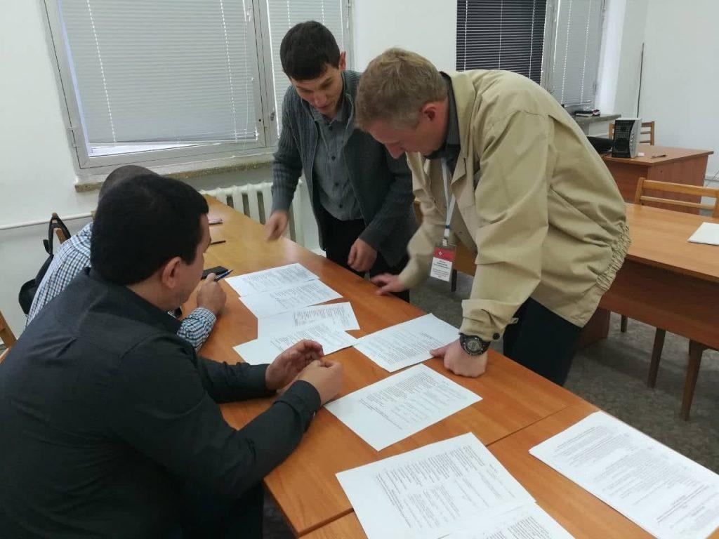 Молодые специалисты ЮУАЭС в конкурсах профмастерства НАЭК «Энергоатом» завоевали призовые места в семи профессиях. ФОТО  Подробнее читайте на Юж-Ньюз: http://xn----ktbex9eie.com.ua/archives/25257