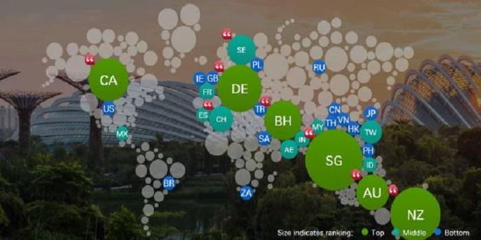 Самые высокие зарплаты в мире. Рейтинг стран. Китай на четвёртом месте Подробнее читайте на Юж-Ньюз: http://xn----ktbex9eie.com.ua/archives/25840