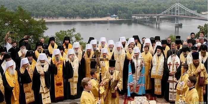 Киевский патриархат созывает Чрезвычайный объединительный собор. Deutsche Welle. Подробнее читайте на Юж-Ньюз: http://xn----ktbex9eie.com.ua/archives/25632