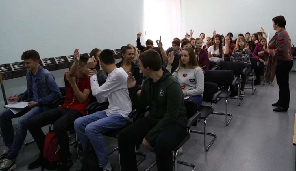 На ЮУАЭС для старшеклассников города-спутника стартовал информационно-просветительский проект «Nuclear education»  Подробнее читайте на Юж-Ньюз: http://xn----ktbex9eie.com.ua/archives/25565