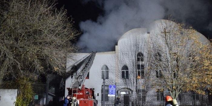 В Николаеве произошёл пожар в «Церкви Благодати Божией» Подробнее читайте на Юж-Ньюз: http://xn----ktbex9eie.com.ua/archives/29081