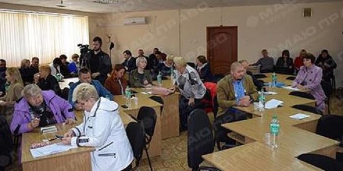 Дзюбенко не поставила на голосование предложение депутата Палия включить в повестку дня сессии вопрос о прекращении её полномочий и ушла на больничный не закрыв заседания Подробнее читайте на Юж-Ньюз: http://xn----ktbex9eie.com.ua/archives/27966