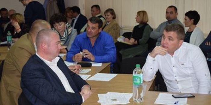 Спроба №3: депутати Южноукраїнської міської ради планують провести сесію для розгляду питання про відставку Людмили Дзюбенко Подробнее читайте на Юж-Ньюз: http://xn----ktbex9eie.com.ua/archives/30038