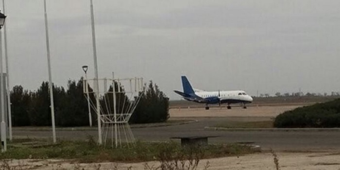 Николаевский аэропорт осуществляет пилотный рейс: первыми пассажирами стали городские VIPы Подробнее читайте на Юж-Ньюз: http://xn----ktbex9eie.com.ua/archives/29937