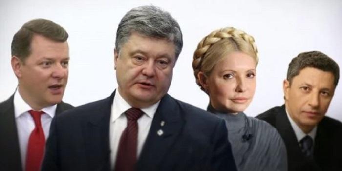 Президентські вибори 2019: рейтинг Подробнее читайте на Юж-Ньюз: http://xn----ktbex9eie.com.ua/archives/29153