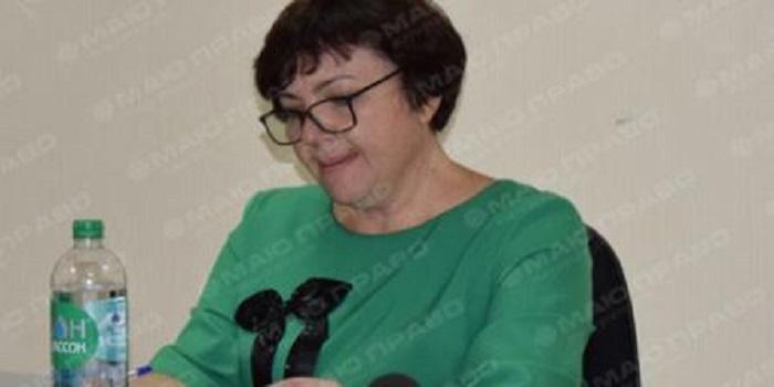 Дзюбенко все еще считает себя легитимной и издает незаконные распоряжения Подробнее читайте на Юж-Ньюз: http://xn----ktbex9eie.com.ua/archives/31330