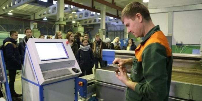 Участники информационно-образовательного проекта «Nuclear Education» посетили ремонтно-механический завод ОП «Атомэнергомаш» Подробнее читайте на Юж-Ньюз: http://xn----ktbex9eie.com.ua/archives/32475
