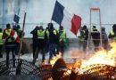 Бунт в Париже: «желтые жилеты» выдвинули требования из 25 пунктов. Список.