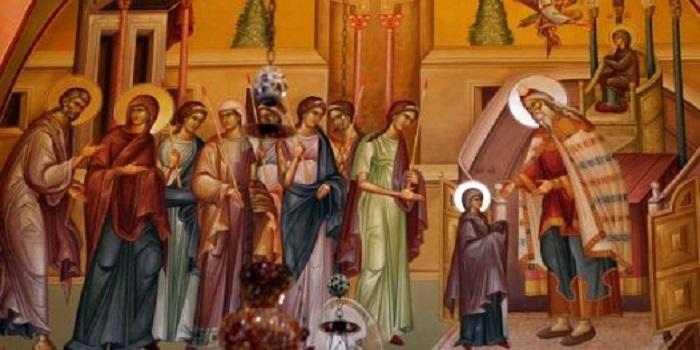 СЕГОДНЯ — ВВЕДЕНИЕ ВО ХРАМ ПРЕСВЯТОЙ БОГОРОДИЦЫ Подробнее читайте на Юж-Ньюз: http://xn----ktbex9eie.com.ua/archives/31992
