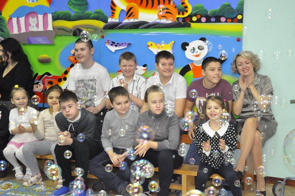 Представители Южно-Украинского энергокомплекса побывали в гостях у детей с инвалидностью  Подробнее читайте на Юж-Ньюз: http://xn----ktbex9eie.com.ua/archives/32460