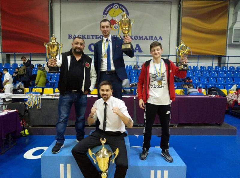 Южноукраинские спортсмены приняли участие в Открытом Первенстве Украины по контактному каратэ  Подробнее читайте на Юж-Ньюз: http://xn----ktbex9eie.com.ua/archives/33090