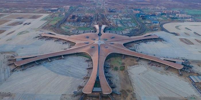 Китайцы построили фантастический аэропорт — самый большой в мире Подробнее читайте на Юж-Ньюз: http://xn----ktbex9eie.com.ua/archives/38358