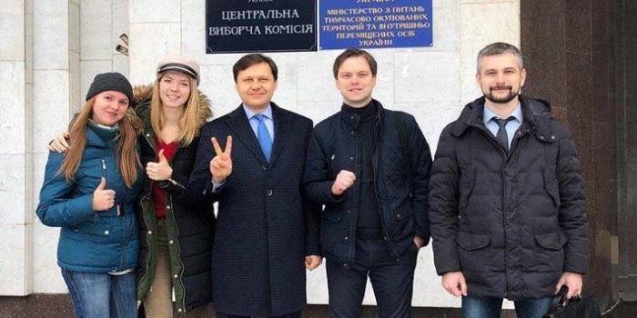 Первым документы на регистрацию кандидатом в президенты подал экс-министр Подробнее читайте на Юж-Ньюз: http://xn----ktbex9eie.com.ua/archives/35321