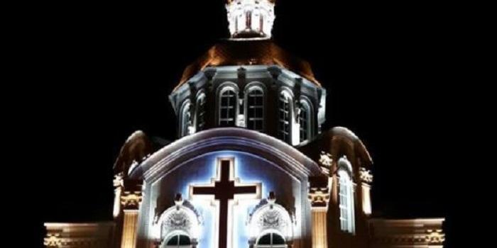 Южноукраїнськ — З НАГОДИ ВІДЗНАЧЕННЯ ДНЯ СОБОРНОСТІ УКРАЇНИ Подробнее читайте на Юж-Ньюз: http://xn----ktbex9eie.com.ua/archives/37698