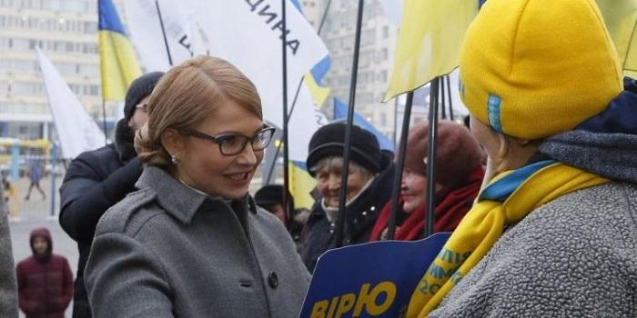 Юлия Тимошенко: Иду побеждать, чтобы вернуть людям справедливость Подробнее читайте на Юж-Ньюз: http://xn----ktbex9eie.com.ua/archives/38682