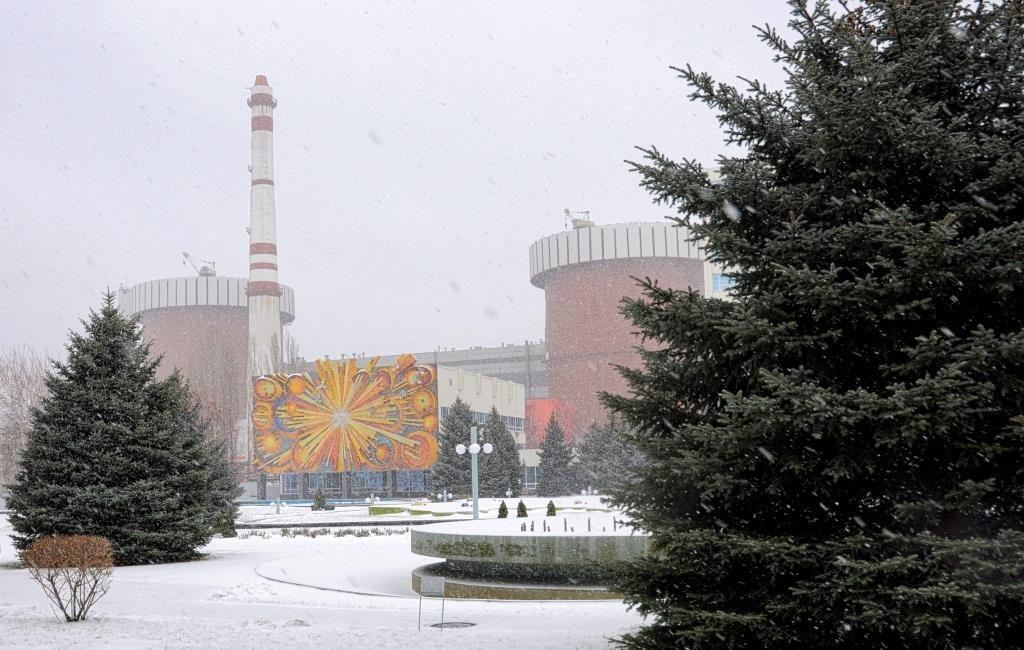 Южно-Украинский энергокомплекс в сложных погодных условиях работает стабильно Подробнее читайте на Юж-Ньюз: http://xn----ktbex9eie.com.ua/archives/37985