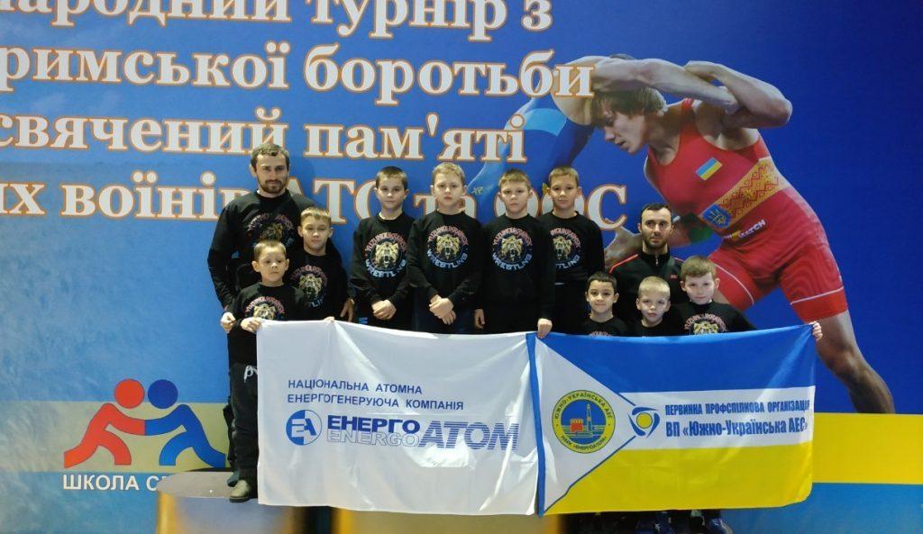 Южноукраинск — Калейдоскоп спортивных новостей  Подробнее читайте на Юж-Ньюз: http://xn----ktbex9eie.com.ua/archives/38904
