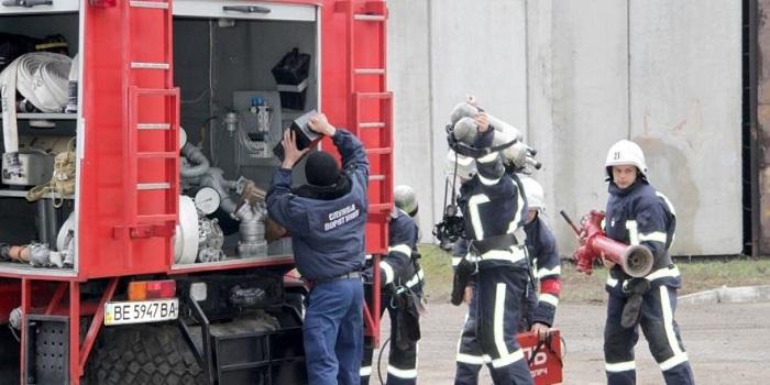 Персонал ЮУАЭС и спасатели продемонстрировали хорошие навыки взаимодействия при тушении УСЛОВНОГО пожара Подробнее читайте на Юж-Ньюз: http://xn----ktbex9eie.com.ua/archives/39845